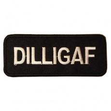 1st.DILLIGAF 103x42mm