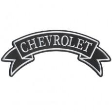 1st. tygmärke CHEVROLET 300x120mm