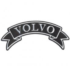 1st. tygmärke VOLVO 300x120mm