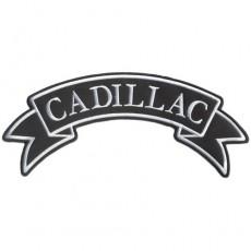 1st. tygmärke CADILLAC 300x120mm