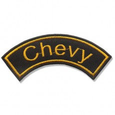 1st. Chevy 110x40mm